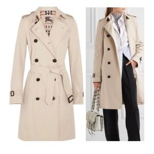 Burberry London heritage Kensington trench coat